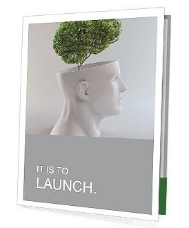 Think Green Presentation Folder