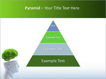 Think Green PowerPoint Template - Slide 10