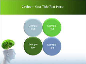 Think Green PowerPoint Template - Slide 18