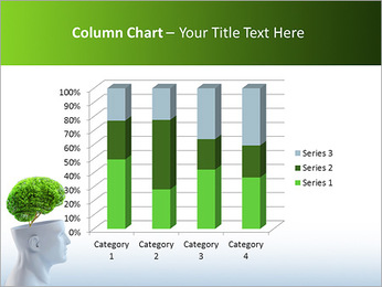 Think Green PowerPoint Template - Slide 30