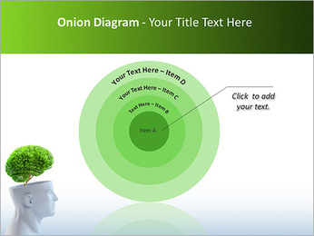 Think Green PowerPoint Template - Slide 41