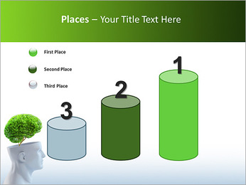 Think Green PowerPoint Template - Slide 45