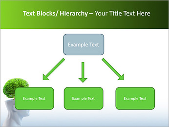 Think Green PowerPoint Template - Slide 49