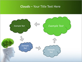 Think Green PowerPoint Template - Slide 52