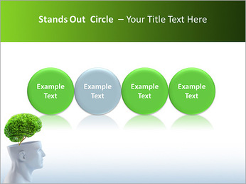 Think Green PowerPoint Template - Slide 56