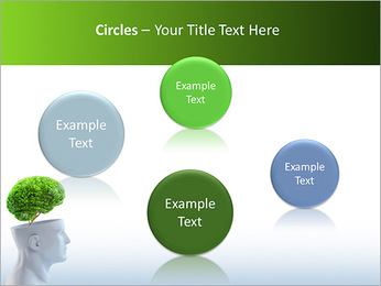 Think Green PowerPoint Template - Slide 57