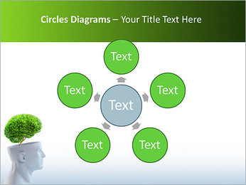 Think Green PowerPoint Template - Slide 58