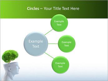 Think Green PowerPoint Template - Slide 59
