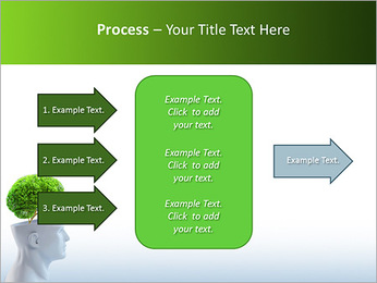 Think Green PowerPoint Template - Slide 65