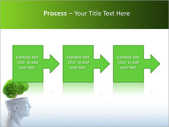 Think Green PowerPoint Template - Slide 68