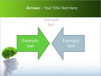 Think Green PowerPoint Template - Slide 70