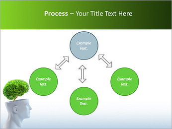 Think Green PowerPoint Template - Slide 71