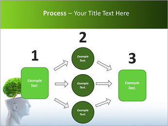 Think Green PowerPoint Template - Slide 72