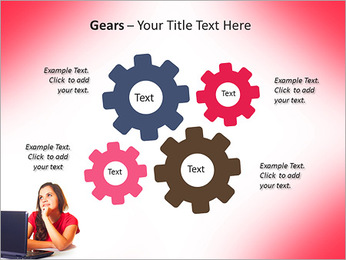 Laptop PowerPoint Template - Slide 27
