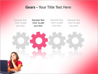 Laptop PowerPoint Template - Slide 28