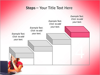 Laptop PowerPoint Template - Slide 44
