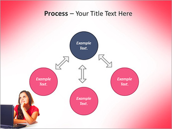 Laptop PowerPoint Template - Slide 71