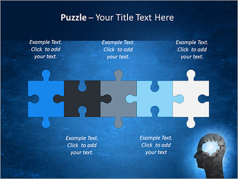 Hole In Head PowerPoint Templates - Slide 21