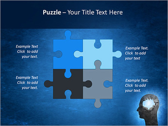 Hole In Head PowerPoint Templates - Slide 23