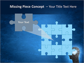 Hole In Head PowerPoint Templates - Slide 25