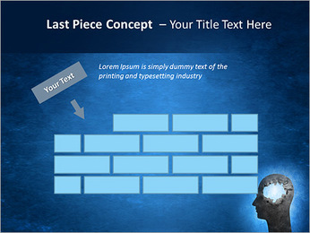 Hole In Head PowerPoint Templates - Slide 26
