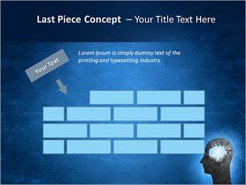Hole In Head PowerPoint Template - Slide 26