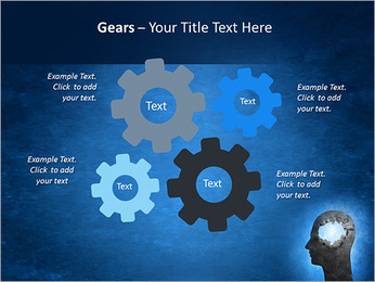 Hole In Head PowerPoint Templates - Slide 27