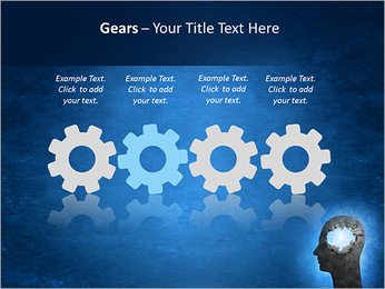 Hole In Head PowerPoint Templates - Slide 28