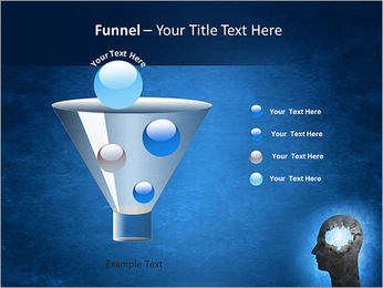Hole In Head PowerPoint Templates - Slide 43