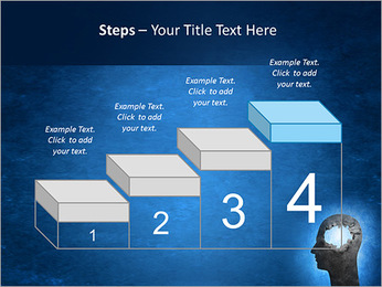 Hole In Head PowerPoint Templates - Slide 44
