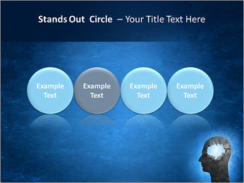 Hole In Head PowerPoint Templates - Slide 56
