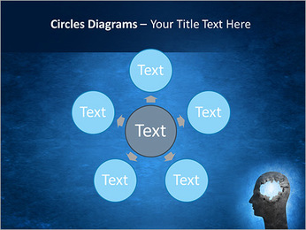 Hole In Head PowerPoint Templates - Slide 58
