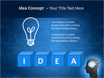 Hole In Head PowerPoint Templates - Slide 60