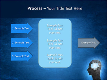 Hole In Head PowerPoint Templates - Slide 65