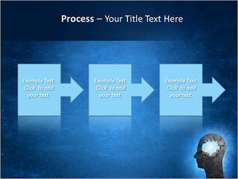 Hole In Head PowerPoint Templates - Slide 68