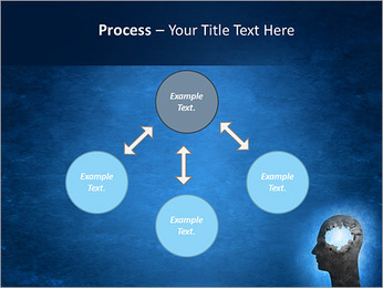 Hole In Head PowerPoint Templates - Slide 71