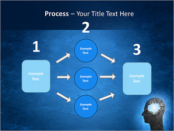 Hole In Head PowerPoint Templates - Slide 72