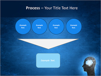Hole In Head PowerPoint Templates - Slide 73