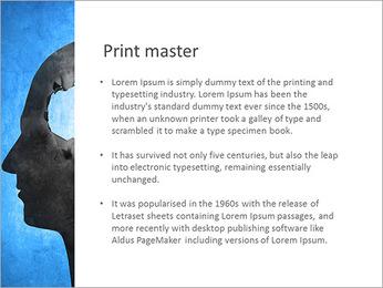Hole In Head PowerPoint Template - Slide 76