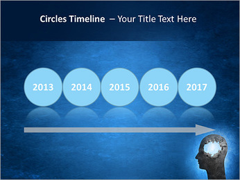Hole In Head PowerPoint Templates - Slide 9