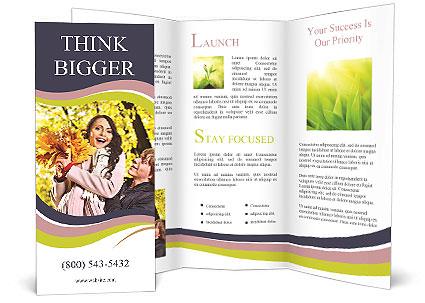 Autumn Season Brochure Template