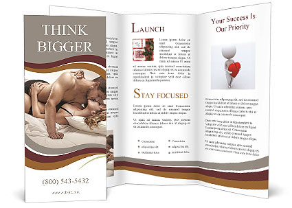 Pure Passion Brochure Templates