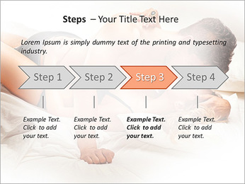 Pure Passion PowerPoint Template - Slide 4