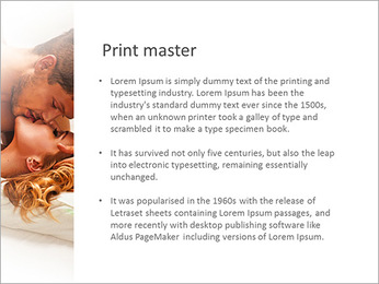 Pure Passion PowerPoint Template - Slide 76