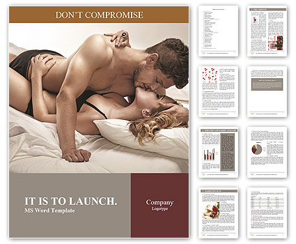 Pure Passion Word Templates