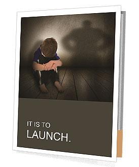 Lonely Child Presentation Folder