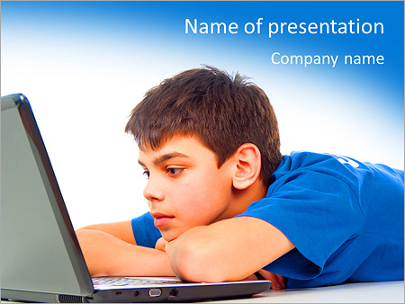 Movie On-Line PowerPoint Templates