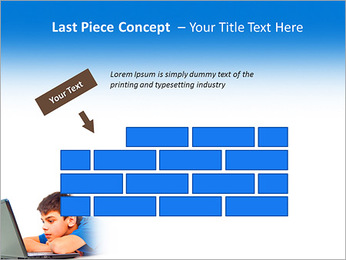 Movie On-Line PowerPoint Template - Slide 26