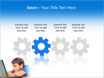 Movie On-Line PowerPoint Template - Slide 28