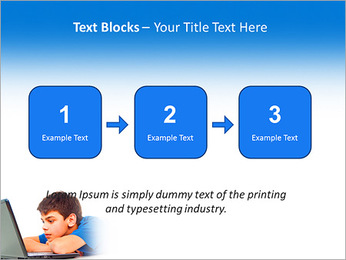 Movie On-Line PowerPoint Template - Slide 51